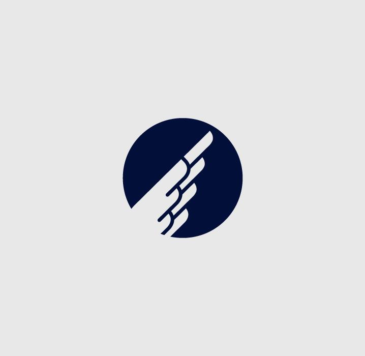muestra de logotipos de Garamond