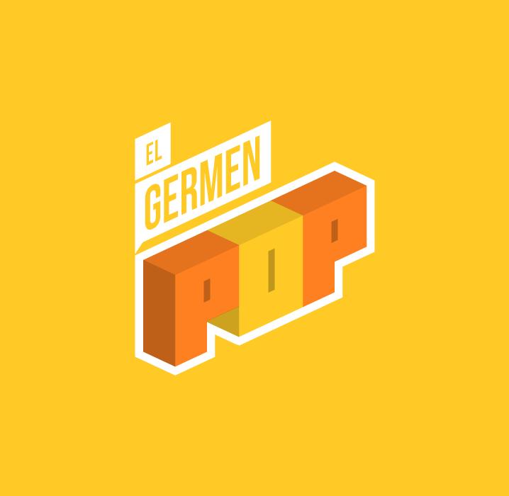 Portfolio de diseño para El Germen Pop