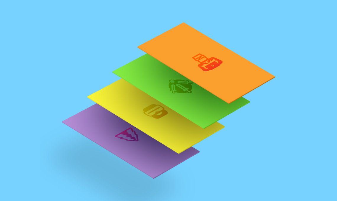 diseño de iconos para la web de Arkano Software