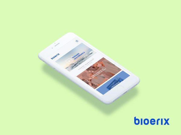 Bioerix Web
