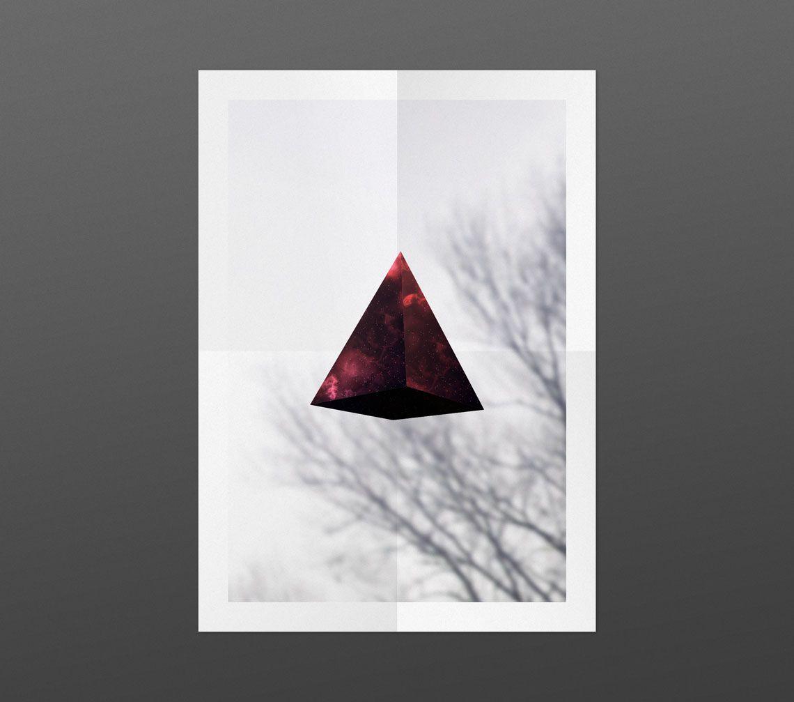 diseño de afiche conceptual para Alter Ugo
