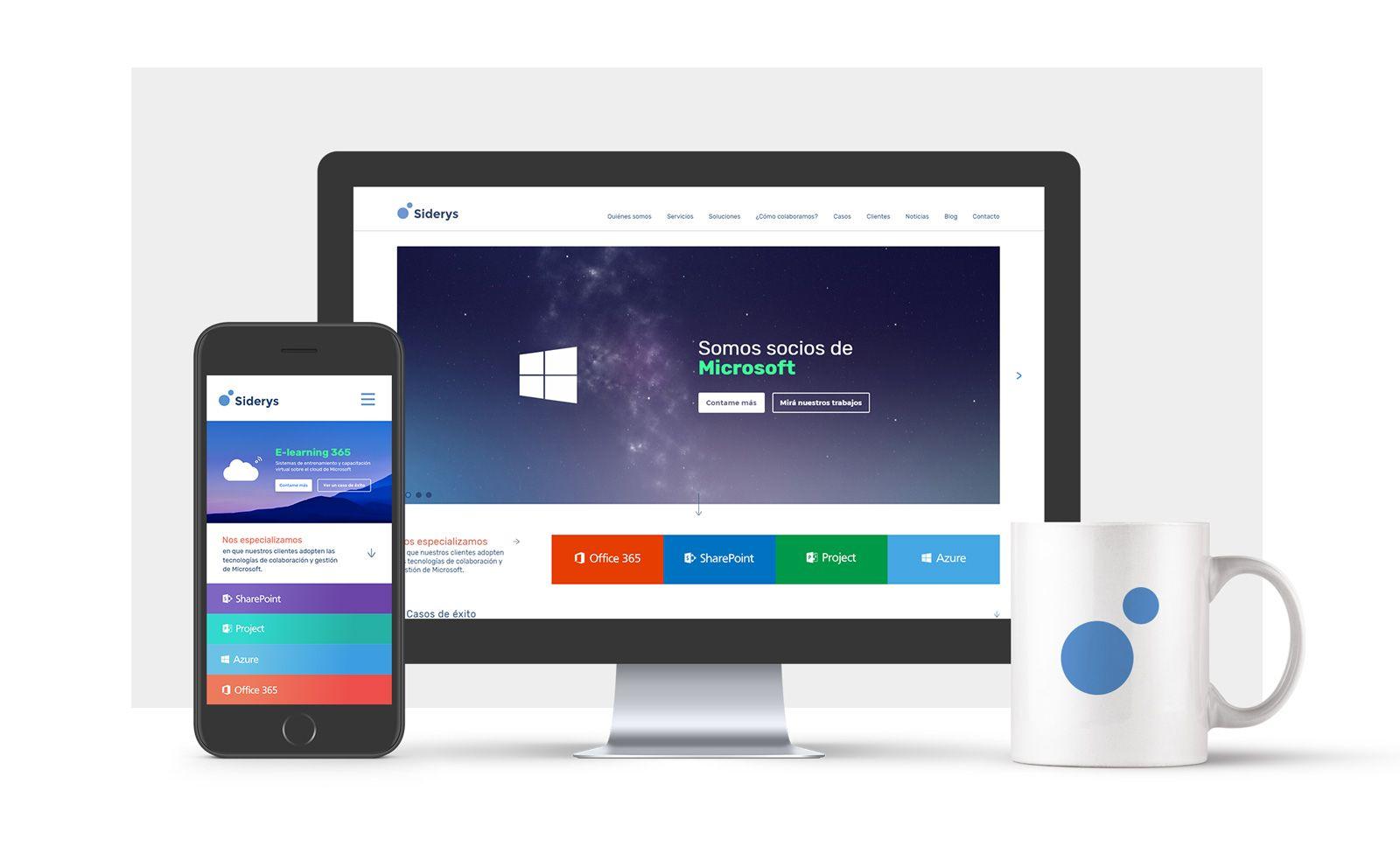 Siderys-web-design